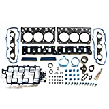 ECCPP Head Gasket for 97-05 Buick LaCrosse LeSabre Park Avenue Regal Riviera Chevrolet Impala Lumina Monte Carlo Oldsmobile 88 Intrigue LSS Regency Pontiac Bonneville 3.8L V6 Head Gaskets Set