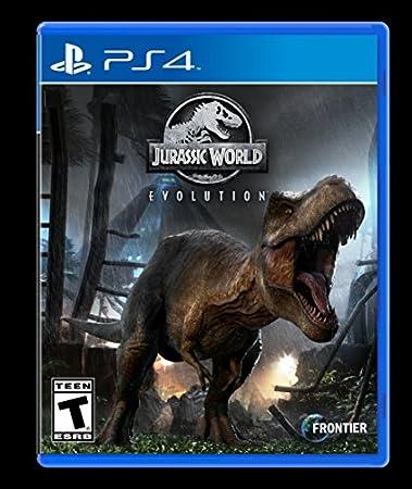 Jurassic World Evolution - PlayStation 4 Edition