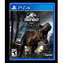 Jurassic World Evolution - PlayStation 4 Edition