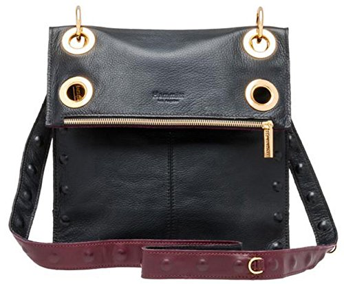 Embossed Hammitt Reversible Black Bag in Mineral Cross E Montana Body Hrqxtr4n