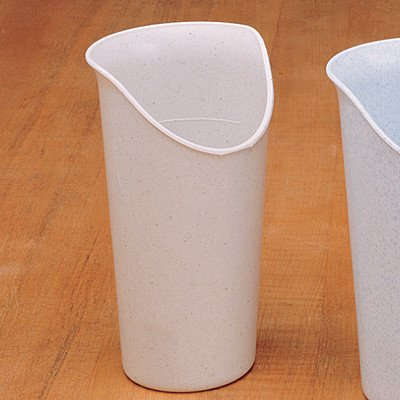 Sandstone Nosey Cup Drinking Aid [Set of 5] Color: Clear