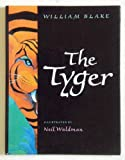 img - for The Tyger by William Blake (1993-10-23) book / textbook / text book