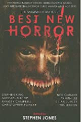 The Mammoth Book of Best New Horror 20 Paperback