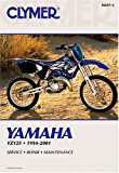 Yamaha YZ125, 1994-2001, Clymer Publications Staff, 0892878398