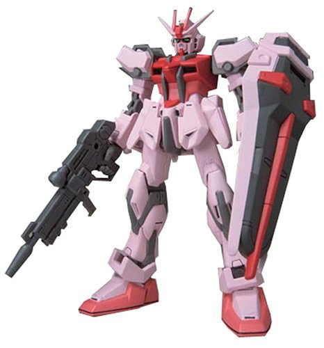 (Gundam MSiA Action Figure Wing Gundam MBF-02 Strike Rouge with Launcher/Sword Striker by Bandai)