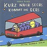 Kurz nach sechs kommt die Echs (Primary Picture Books German)