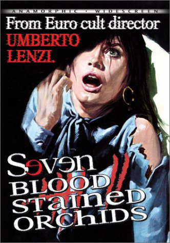 Seven Blood-Stained Orchids Amazoncom Seven BloodStained Orchids Antonio Sabato Uschi Glas