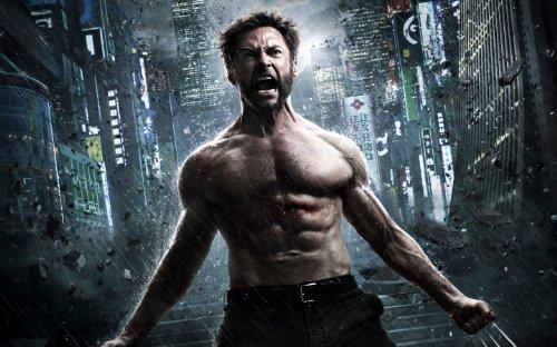 The Wolverine Movie Poster Photo Limited Print Hugh Jackman Sexy Celebrity #5