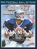img - for Sports Illustrated Pro Football Hall of Fame Class of 2006, Commemorative Issue (Troy Aikman cover) book / textbook / text book