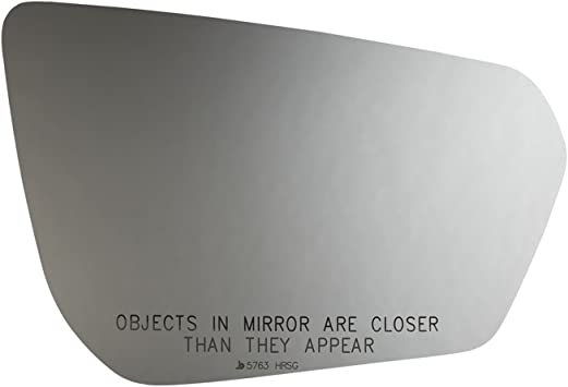Burco 4405H Driver Side Power Replacement Mirror Glass Heated for 2011-2015 CHEVROLET VOLT