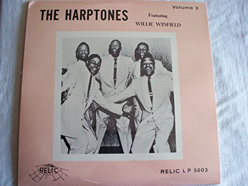 45vinylrecord-sealed-the-harptones-volume-2-lp-33-rpm