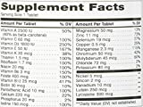 Natures Wonder Adult 50+ Multivitamin, 125 Count, Compare vs. Centrum� Silver� Adults 50+