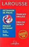 Dictionnaire français-anglais et anglais-français par Larousse