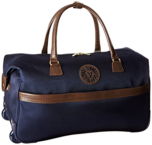 Price comparison product image Anne Klein Newport Wheeled City Bag, Navy, One Size