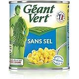 Géant Vert - Maïs sans Sel 285 g - Lot de 6
