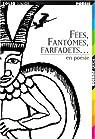 Fées, fantômes, farfadets... en poésie par Féret-Fleury