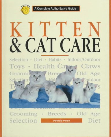 Kitten and Cat Care