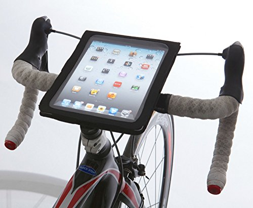 BiKASE IKASE iPad Holder for Bicycle Handlebar