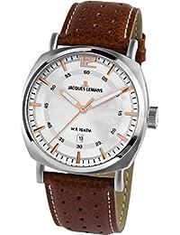 Jacques Lemans Lugano 1-1943B Mens Wristwatch Classic & Simple