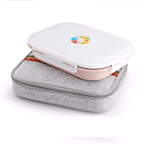 MMFHP BOX - Fiambrera de Acero Inoxidable Japonesa, para ...