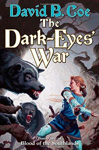 book cover of The Dark-Eyes\' War