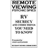 Rv Psychic Spies: Rv Secrecy & Other Things You