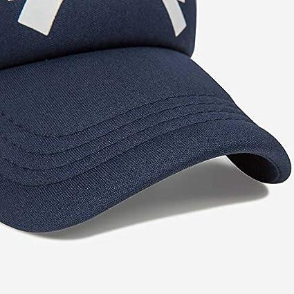ZSOLOZ Baseball Caps New Fashion Letter A Baseball Cap Unisex Net Surface Space Cotton Hip Hop Hats Summer Sunscreen Sun Hat