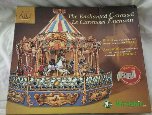 Enchanted Carousel - Carousel the Enchanted Carousel KIT By Built Art Collection