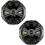 Kicker 40CS674 Car Audio Coaxial 6 3/4 Speakers CS67 (Certified Refurbished)