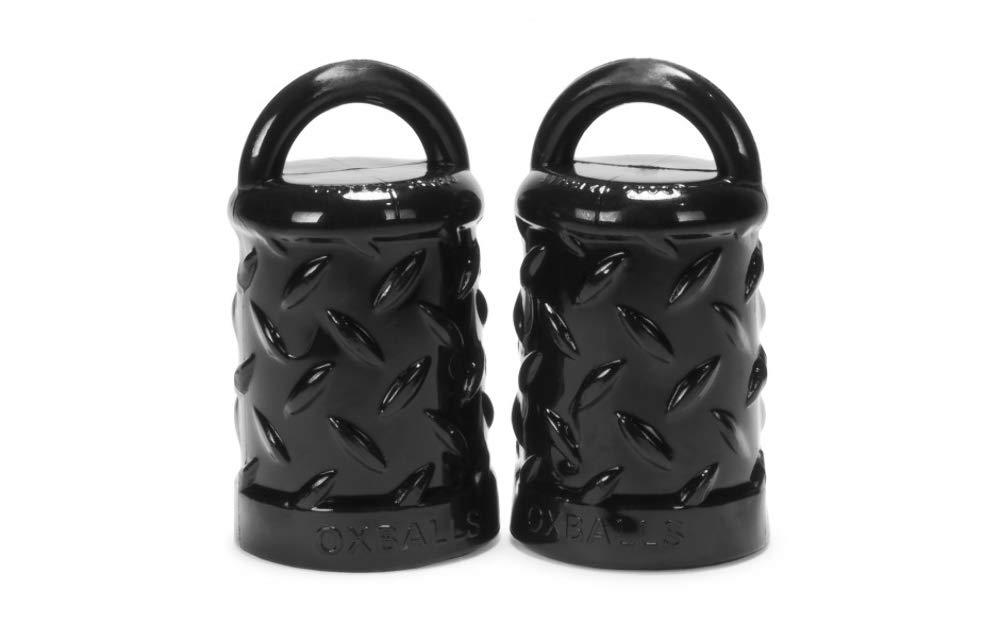 OxBalls Gripper Nipple Puller - Black by Oxballs