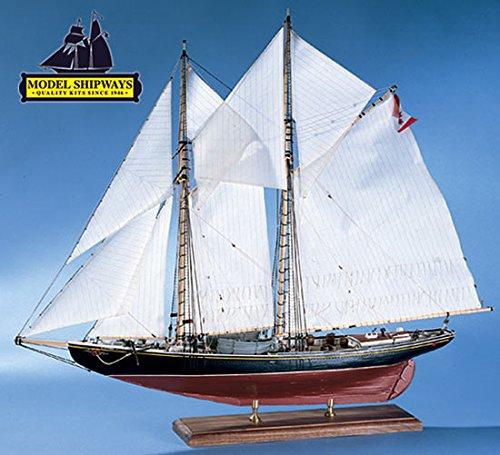model boats kits to build wood - 3