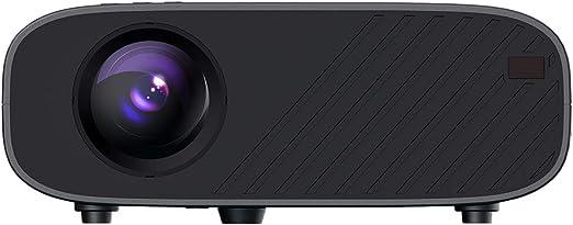 LOVIVER Mini Proyector Portátil 1080P 4k Video Compatible con ...