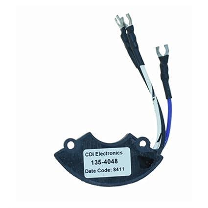 Amazon Cdi Electronics Chrysler Marine 135 1354048 Boating. Cdi Electronics Chrysler Marine 135 1354048. Chrysler. Chrysler Marine Wiring At Scoala.co