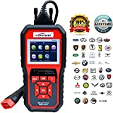 KONNWEI OBD2 Scanner, OBD Code Reader Code Scanner OBDII & EOBD Car Engine Fault CAN Diagnostic Scan Tool with I/M Readiness(Updated 2018)