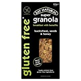 Eat Natural Gluten Free Buckwheat & Honey Super Granola - 425g