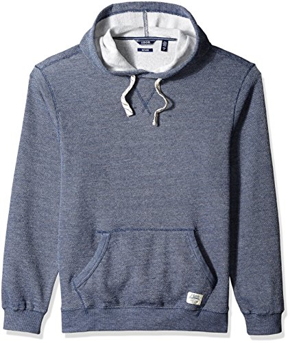 IZOD Men's Big and Tall Saltwater Terry Hoodie