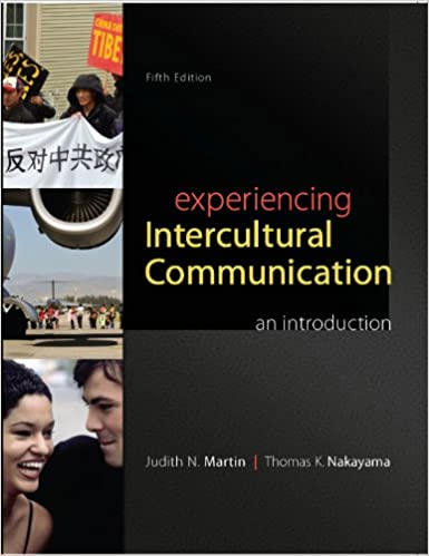 Experiencing Intercultural Communication An Introduction 4th Edition Pdf