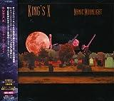 Manic Moonlight (+Bonus) by King's X (2002-03-19)