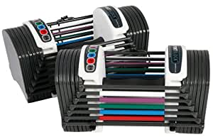 PowerBlock Sport 24 Piece Dumbbell Set