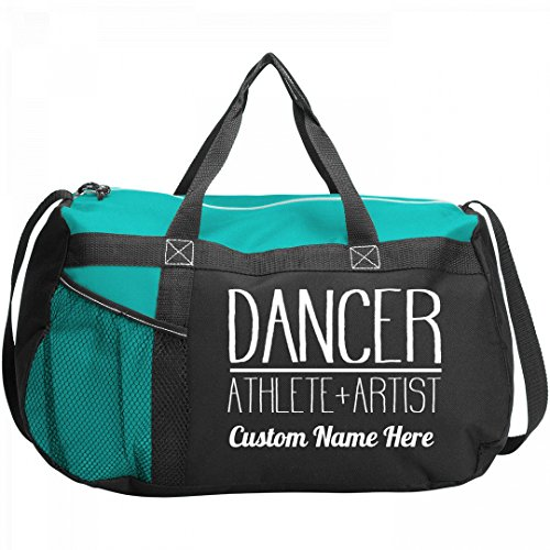 Custom Name Teen Dance Class Bag: Gemline Sequel Sport Duffel Bag