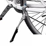 125 dirt bike back rim - Bike Kickstand Rear Adjustable Bicycle Aluminum Side Stand 24-29