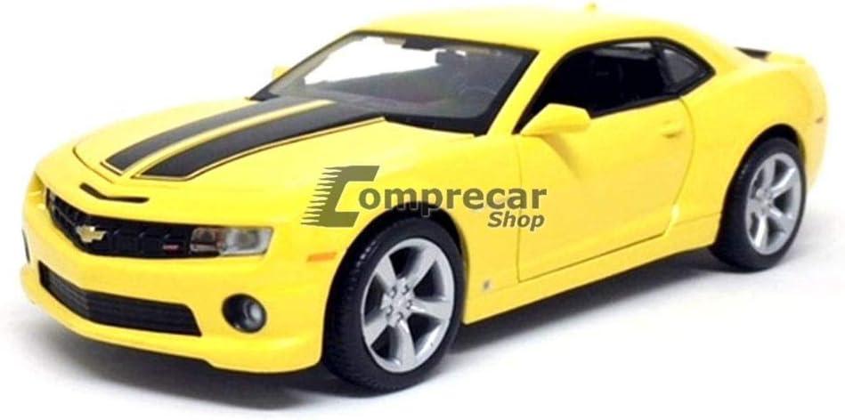 yellow camaro toy car