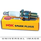 NGK BR9ES-S; Spark Plugs #3194 (10 Pack) Solid Made by NGK