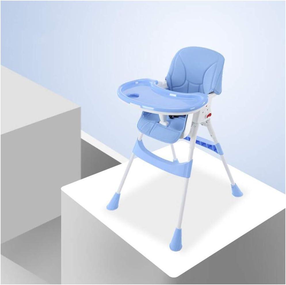 GXING Baby dining chair Mummy bag seat multi-function Mummy bag feeding high chair portable baby eating chair safety baby chair folding color : BROWN