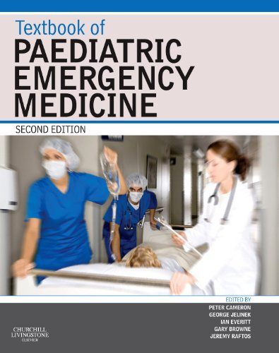 Emergency Medicine Paediatric (Textbook of Paediatric Emergency Medicine, 2e)