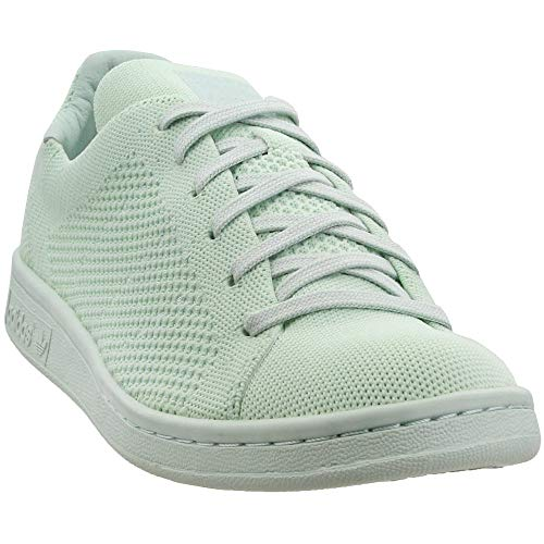 (adidas Mens Stan Smith PK Casual Athletic & Sneakers, Vapgrn/Vapgrn/Vapgrn, 8)