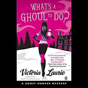 What's a Ghoul to Do? Audiobook