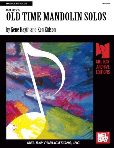 mel-bay-presents-old-time-mandolin-solos-mel-bay-archive-editions