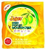 Jojo's Dried Pickled Mango (Original Recipe From Cebu Island, Tart Sweet)- 4x 3.5 Oz