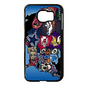 Wish-Store nfl football teams KC Phone case Samsung galaxy s 6